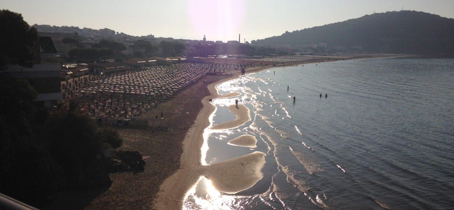 Video dal Drone 2020 Spiaggia di Serapo Viareggio