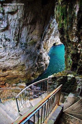 Visitare Gaeta: La Montagna Spaccata e la grotta del Turco