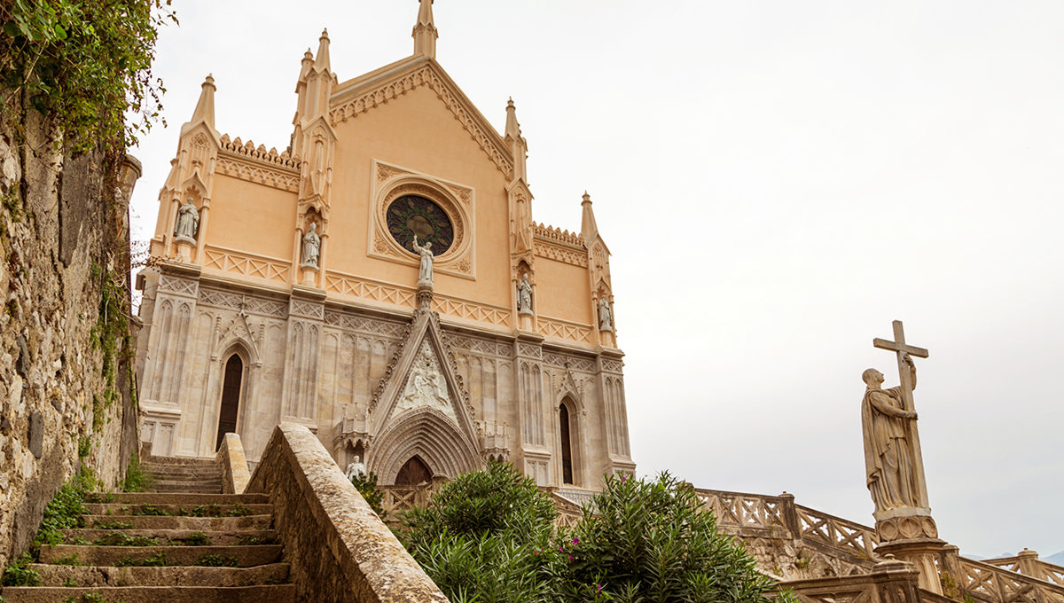 La Chiesa di San Francesco a Gaeta Medievale